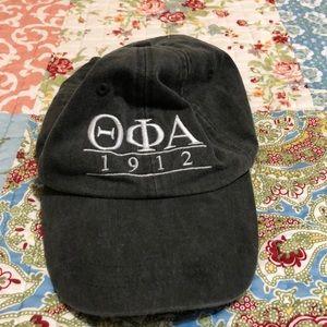 Theta Phi hat